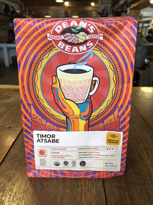 Timor Atsabe Coffee - 1lb