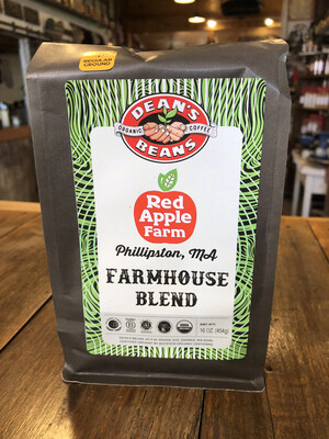 Farm House Blend Coffee 1lb