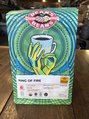 Ring of Fire Coffee 1lb