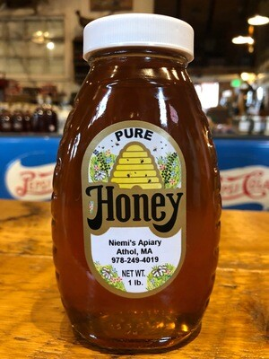 Niemi's Pure Honey 1 Lb