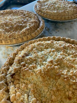 Dutch Apple Pie (Ready to Bake)