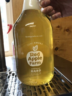 Hard Cider (Growler) Semi Sweet