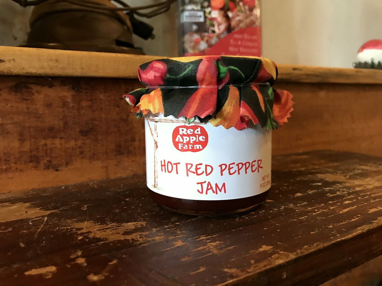 Hot Pepper Jam 9oz