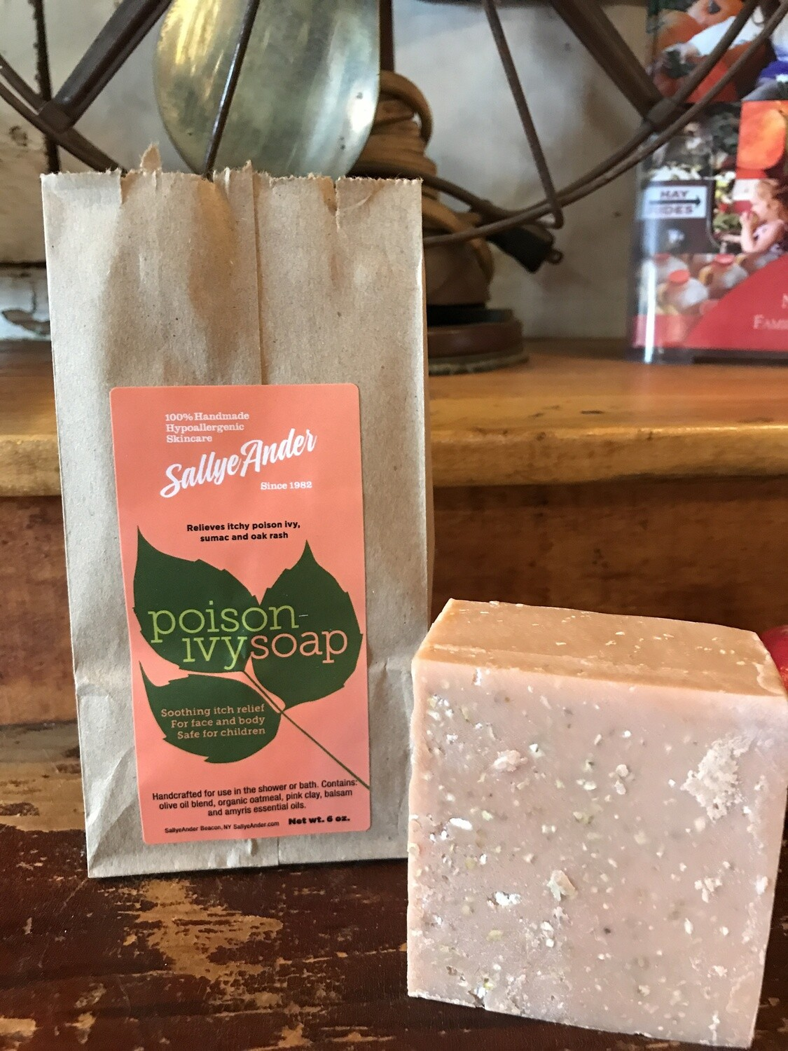 Poison Ivy Soap ***NEW***