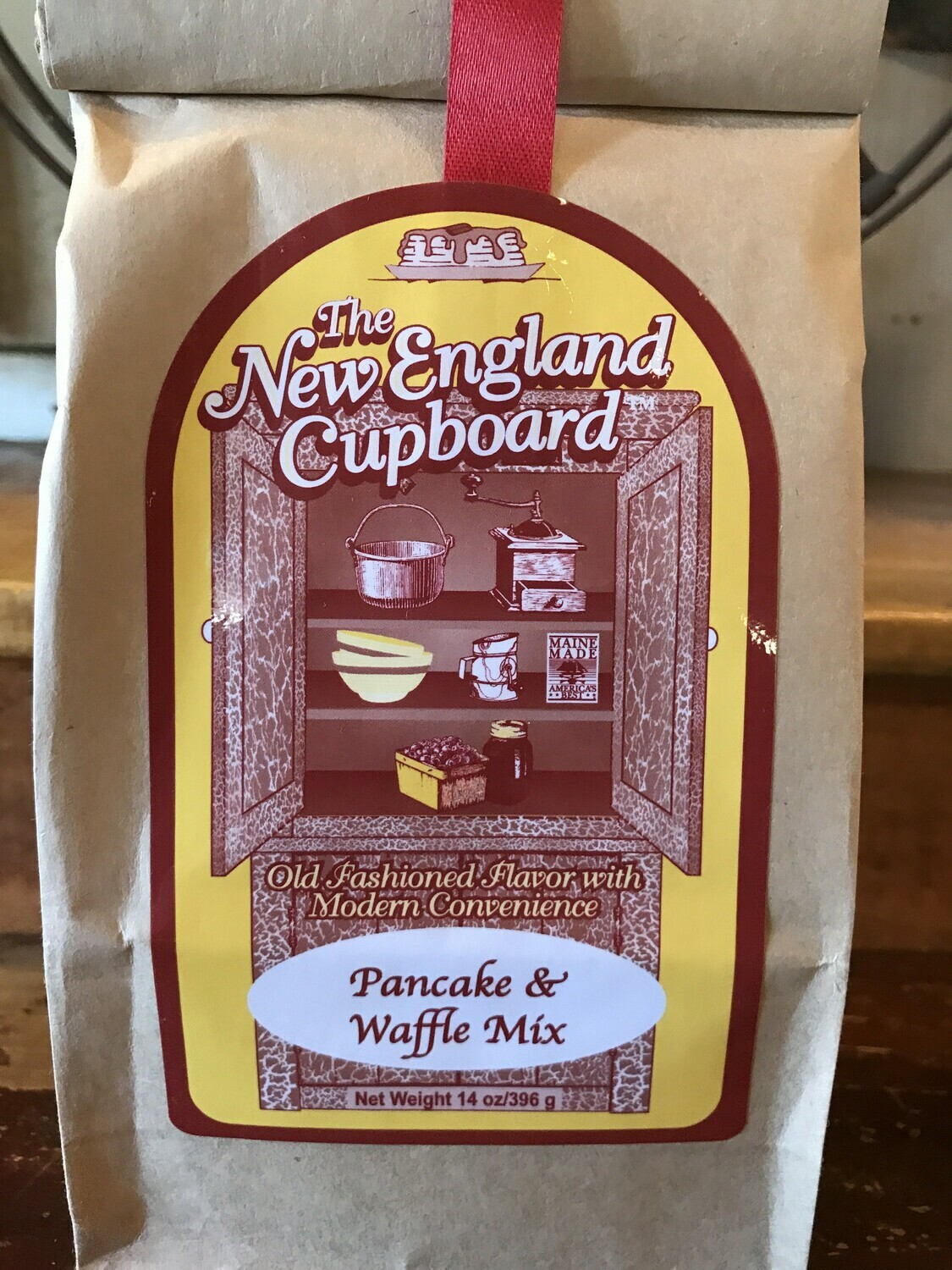 Plain Pancake and Waffle Mix 14oz