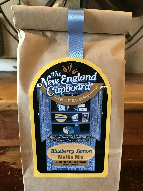 Oat Blueberry Lemon Muffin Mix GLUTEN FREE