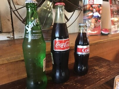 Coke - Glass Bottle 12oz