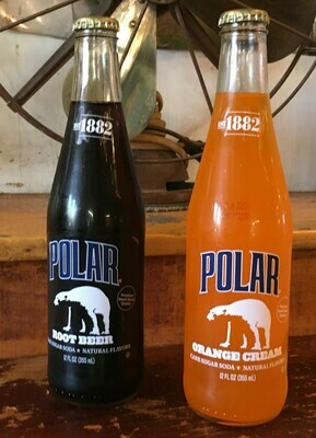 Polar Root Beer 12 oz