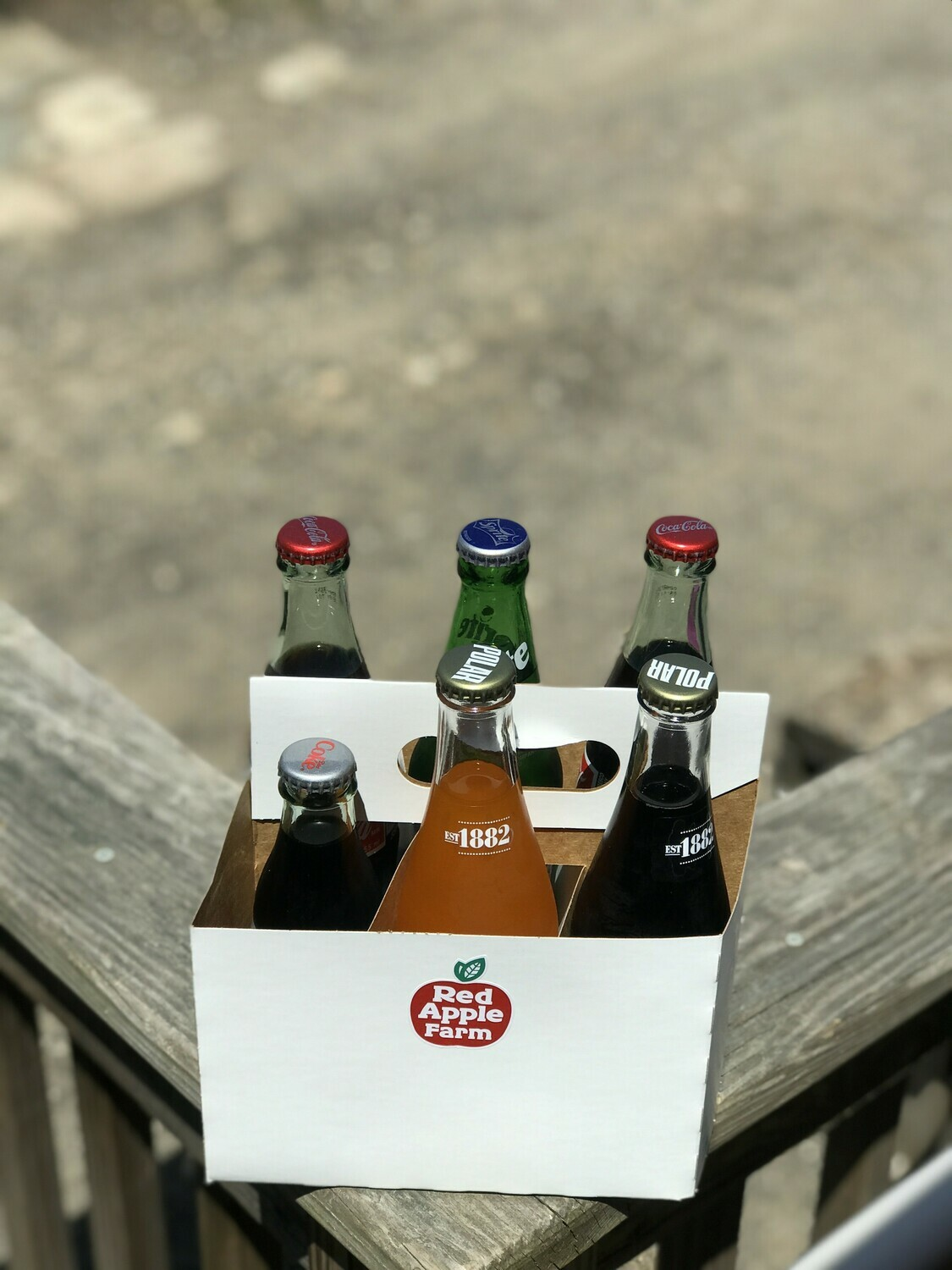 Classic Sodas - 6 Pack (You choose flavors)