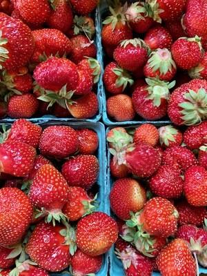 Valley Strawberries - Fresh Picked (1 Quart)
