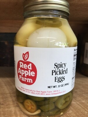 Spicy Pickled Eggs 32oz