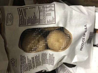 Potatoes - local