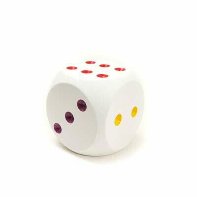 Giant Dice - Wooden