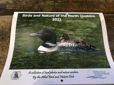 Athol Bird & Nature Club Calendar