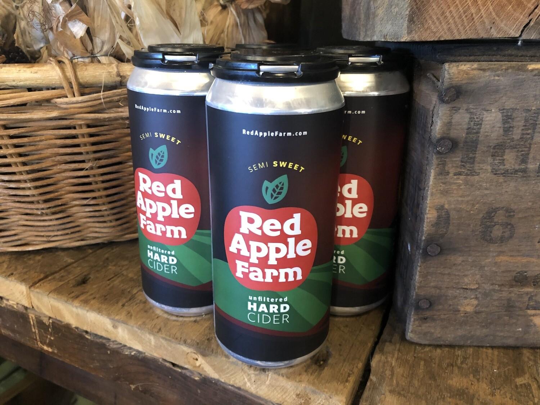Hard Cider - 4 Pack Cans