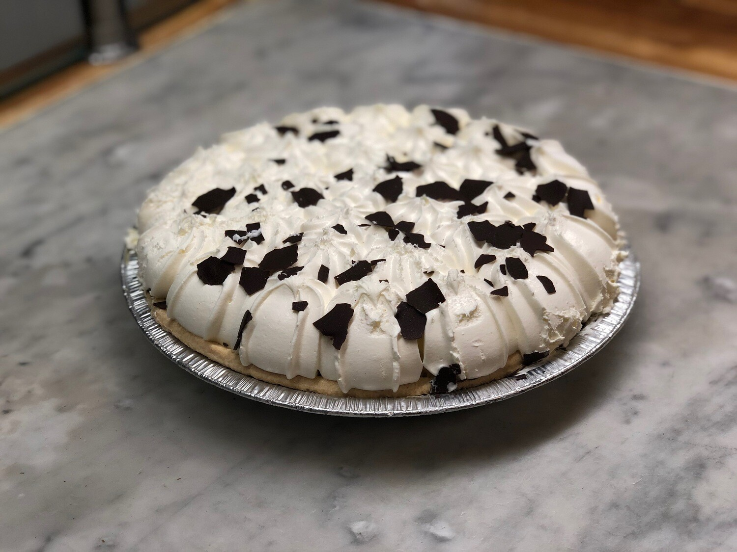 Easter Preorder - CHOCOLATE CREAM PIE
