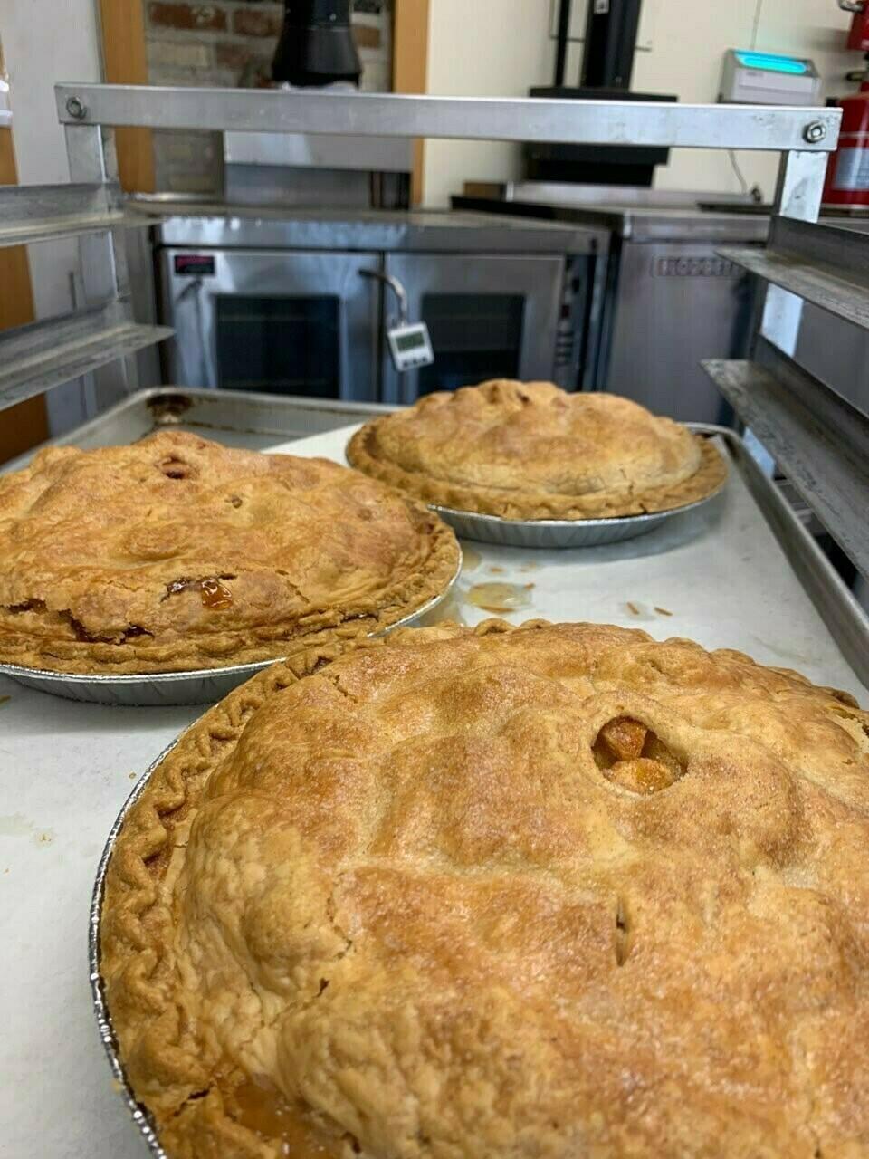 Easter Preorder - 1/2 Apple Pie