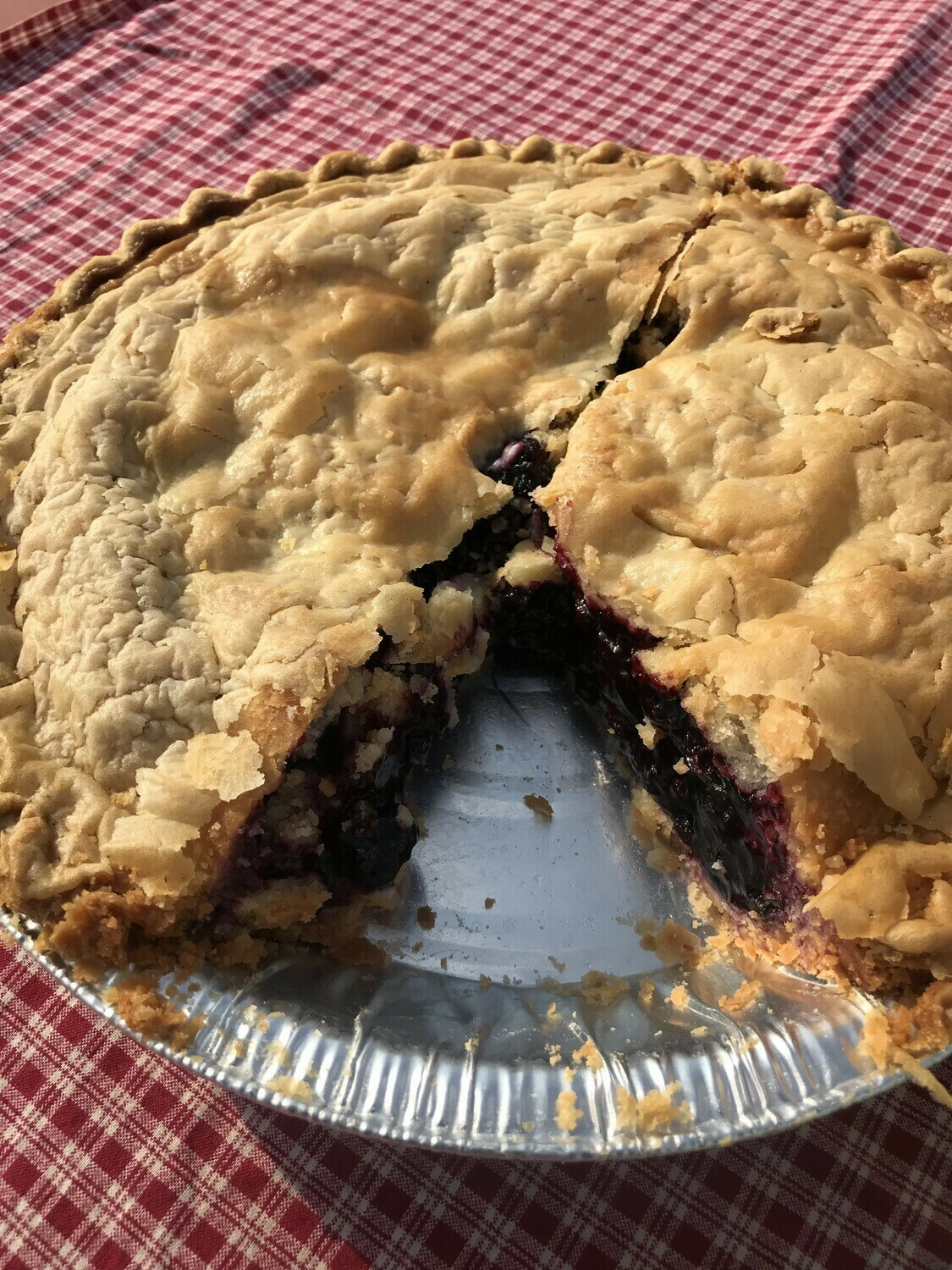 Easter Preorder - BLUEBERRY PIE