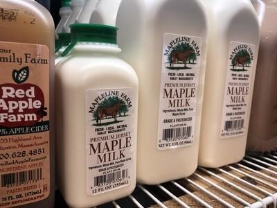 Maple Milk - 12oz