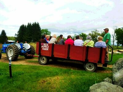Mother's Day Private Hayride