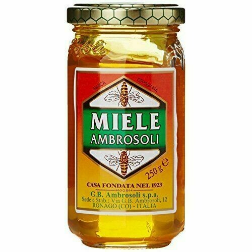 Ambrosoli Millefiori honey 250g