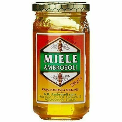 Ambrosoli Millefiori honey 250g