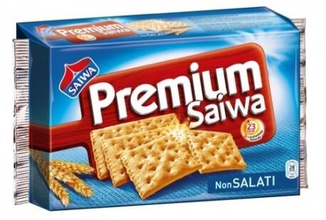 Saiwa crackers  320g