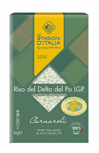 Le stagioni d'Italia Carnaroli 1kg