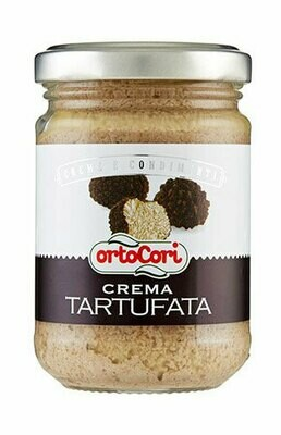 Ortocori Truffle and mushrooms Cream 130g