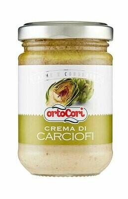 Ortocori Artichokes Cream130g