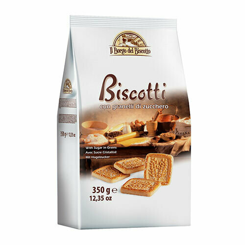 Il borgo del biscotto biscuits with cream 350g