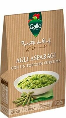 Gallo Asparagus  Risotto 175gr