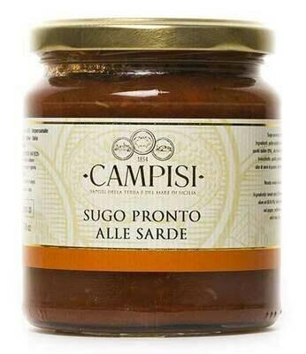 Campisi  sardines sauce  220g