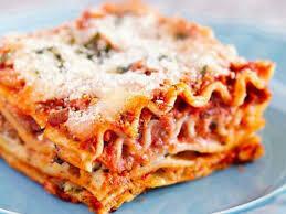 Beef Lasagna 300g