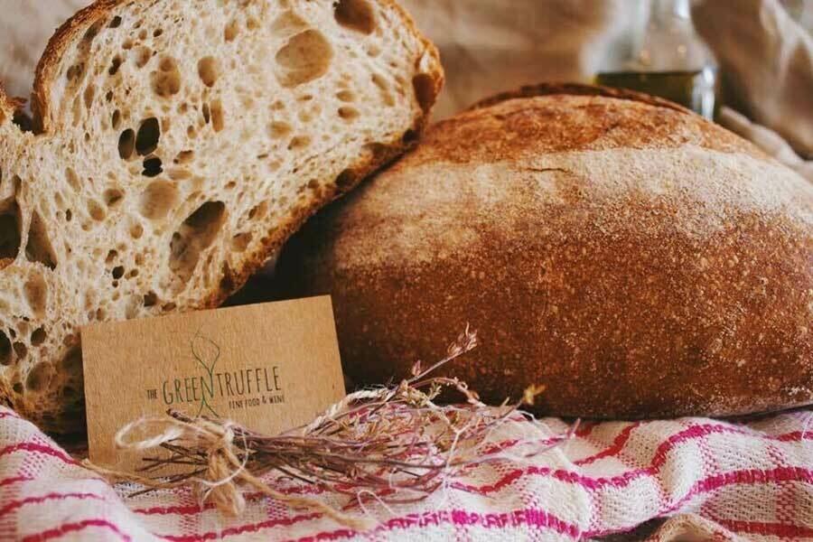 Whole Sourdough Bread 800g