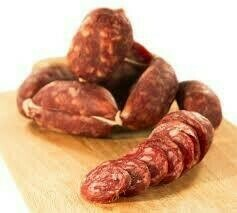 Wildboar dry sausages 120g