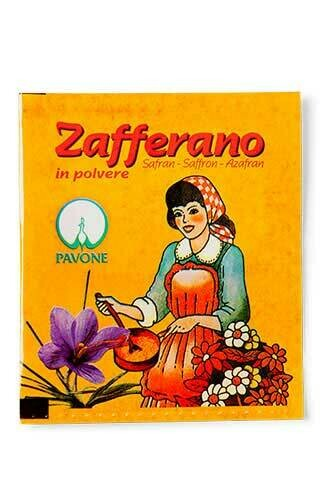 Barra Saffron 3 bags  0.24g