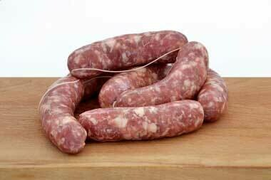 Fresh italian sausages 500g