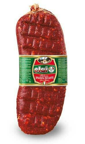Spianata spicy salami 100g