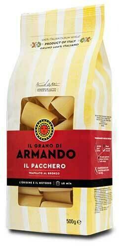 Grano Armando Paccheri 500g