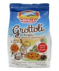 Divella Grottoli biscuits  350g