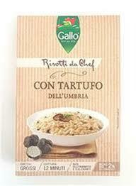 Gallo Risotto Black Truffle 175gr