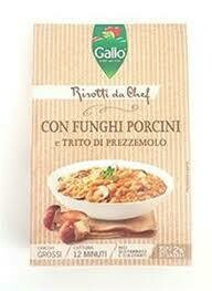 Gallo Risotto Porcini mushrooms 175gr