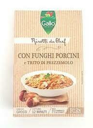 Gallo Risotto Porcini mushrooms 175gr