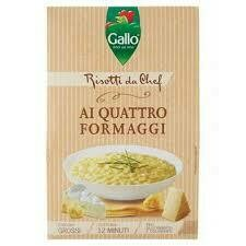 Gallo 4 cheeses Risotto 175gr
