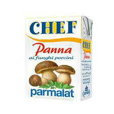 Parmalat Panna chef cream mushrooms 125ml