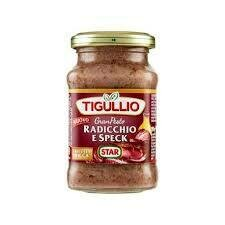Star Radicchio and speck pesto 190g