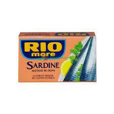 Rio Mare Sardines in oil 120g
