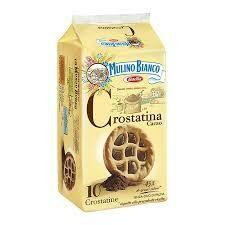 Mulino Bianco Cocoa  Crostatine g40x6