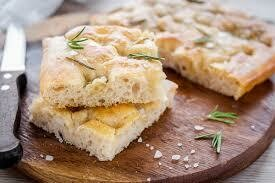Focaccia Rosemary & extravirgin olive oil  165g